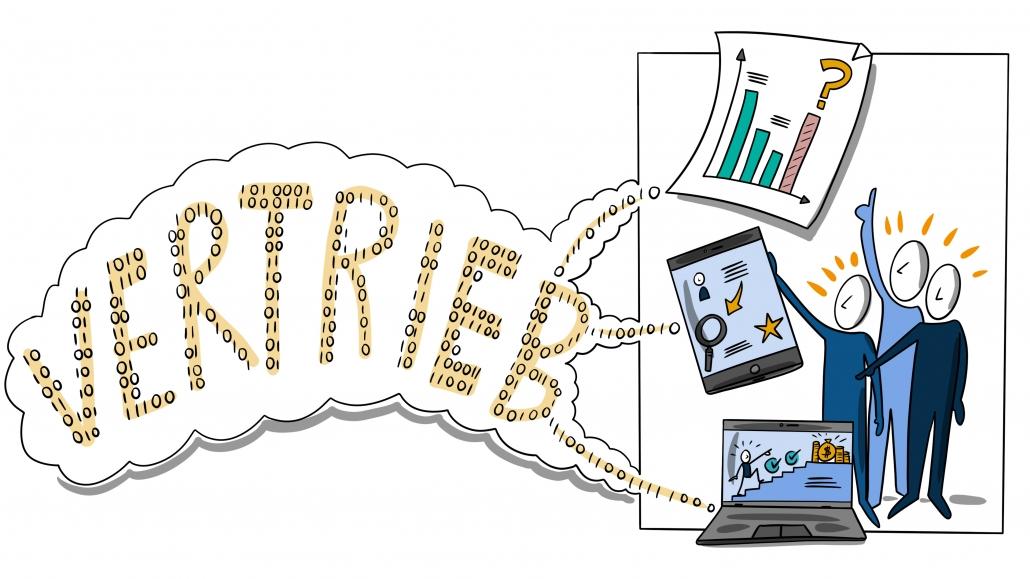 Digitalisierung Vertrieb