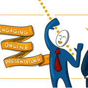 Engaging Online Presentations visualized