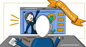 E-Learning-Visual